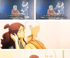 avatar, aang, and tenzin image