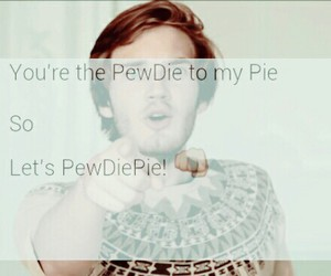 u, brofist, and pewdiepie image