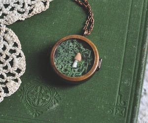forest, hippie, and jewelry image