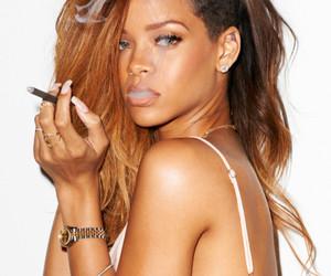 nice, rihanna, and smoke image
