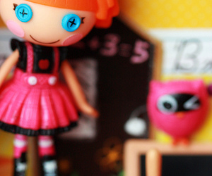 doll, toy, and cute image