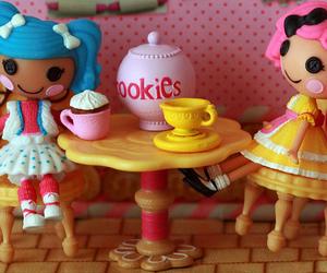 doll, toys, and mini lalaloopsy image
