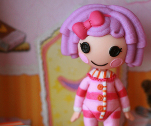 doll, pillow featherbed, and love image