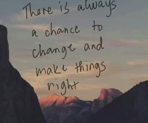 quotes, change, and chance image