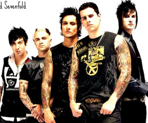 avenged sevenfold, cool, and love image