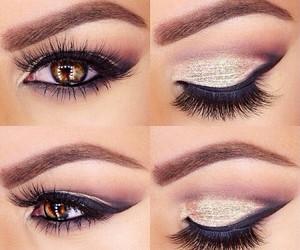beautifull, eyes, and eyeshadow image