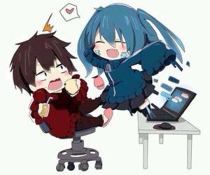 anime, kagerou project, and cute image