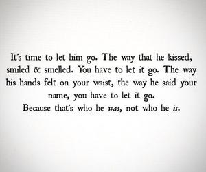 sad, boy, and quote image