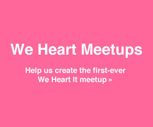 weheartit and meetup image