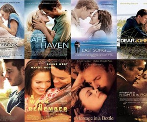 couple, nicholas sparks, and love image