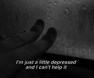 dark, depressed, and pale image