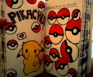 idk, pikachu, and pokemon image