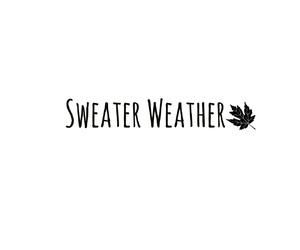 autumn, sweater weather, and finally! image