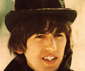 beatles, george harrison, and the beatles image