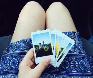 photography and polaroid image