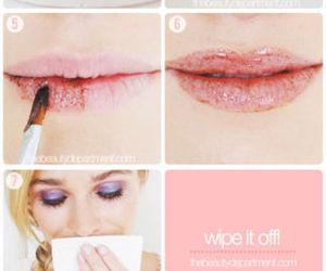 diy, lips, and make up image