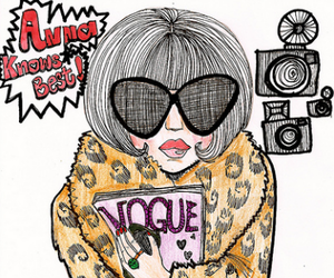 valfre, Anna Wintour, and fashion image