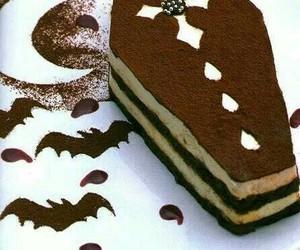 Halloween, cake, and food image