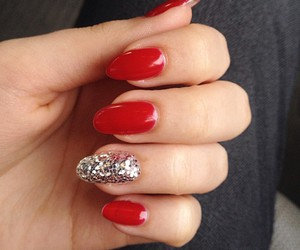 design, fingers, and manicure image