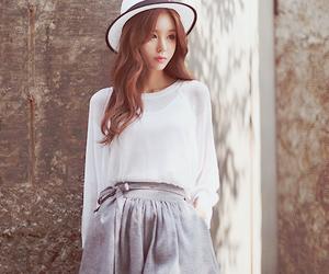 cute, kfashion, and korean fashion image