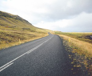 Dream, iceland, and road image