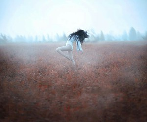 autum, dreams, and dance image