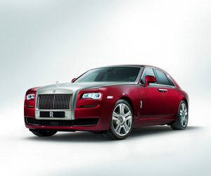ghost and rolls royce image