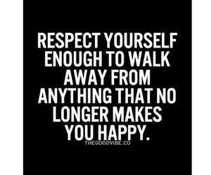 happy, respect, and life image