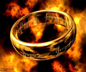 ring, lord of the rings, and film image