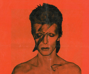 david bowie, bowie, and aladdin sane image