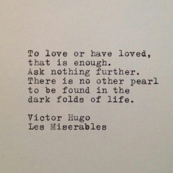 Victor Hugo Uploaded By Monique On We Heart It