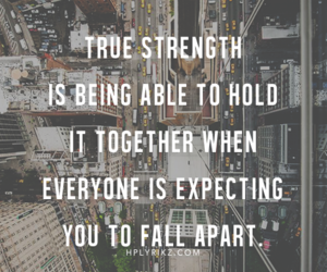 quote, strength, and saying image