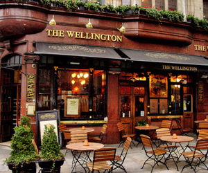 cafe, place, and the wellington image