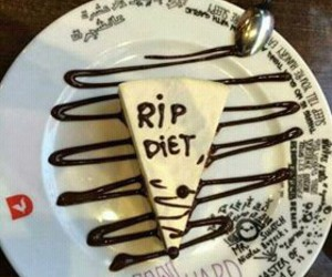 cake, chocolate, and diet image