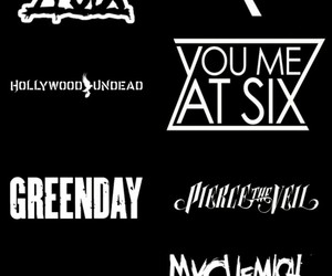 bands, FOB, and music image