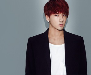 handsome, red hair, and ravi image