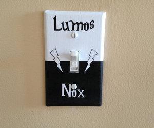 harry potter, nox, and lumos image