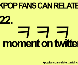 funny, haha, and kpop image