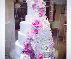 wedding cake and gateau image