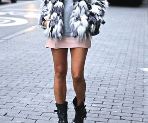 fashion and combact boots image