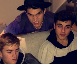 jack johnson, magcon, and jack gilinsky image