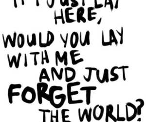 quote, Lyrics, and snow patrol image