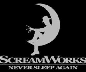 horror, scream, and sleep image