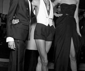 model, Anna Selezneva, and fashion image