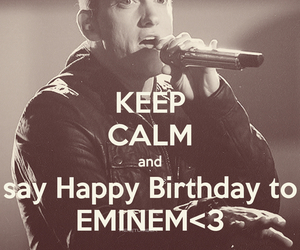 eminem, birthday, and rap god image