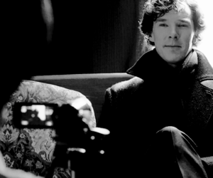 sherlock and benedict cumberbatch image