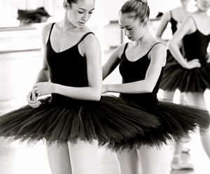ballet, danielle peazer, and ballet - tutu image