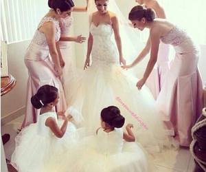 Dream, weddind, and friends image