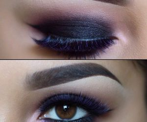 makeup, beautiful, and beauty image