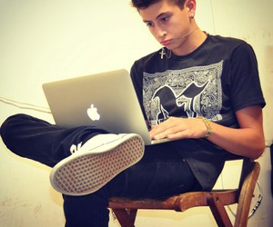 dancer, italian, and mikey fusco image